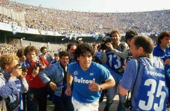 Napoli zamierza oddać hołd Maradonie. Włoski klub szykuje się do zmiany nazwy stadionu!
