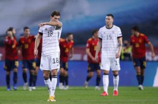 Kompromitacja reprezentacji Niemiec. Najgorszy wynik w historii!