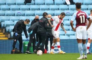 Danny Ings przejdzie zabieg. Napastnik Southampton wypada na kilka tygodni!