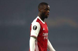 Nicolas Pepe niezadowolony ze swojej pozycji w Arsenalu