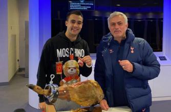 Mourinho zdradził kulisy zakupionej szynki!
