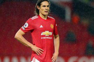 Edinson Cavani zamierza zostać w Manchesterze United?!