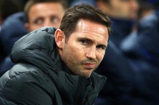Frank Lampard zostanie zwolniony z Chelsea!