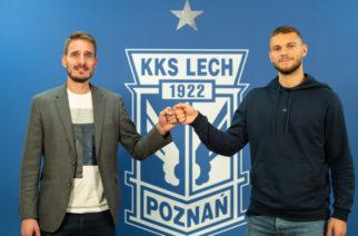 Oficjalnie: Jesper Karlström od stycznia zawodnikiem Lecha Poznań!