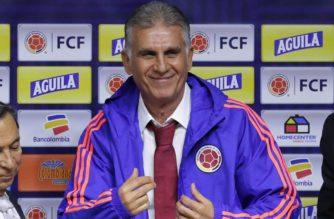 Reprezentacja Kolumbii pożegnała się z selekcjonerem!