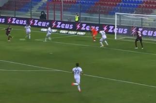 Debiutancki gol Arkadiusza Recy w Serie A! [WIDEO]