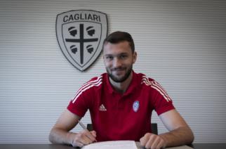 Sebastian Walukiewicz podpisał nowy kontrakt z Cagliari!