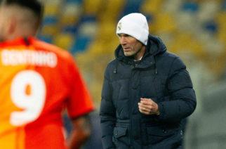 Real komplikuje sobie awans z grupy. Zespół Zidane'a ponownie przegrywa z Szachtarem!