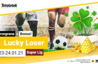 Lucky Loser Super Lig w Totolotku!