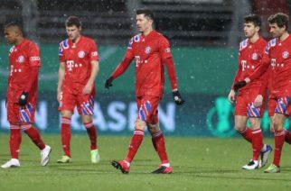 Niecodzienny widok. Takiej wpadki Bayern nie zaliczył przez ponad 20 lat!