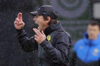 Kulisy czerwonej kartki Antonio Conte w starciu z Udinese