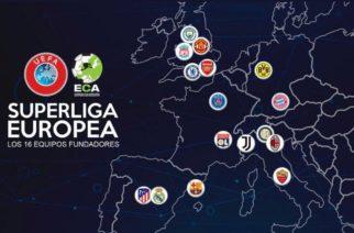 FIFA grozi palcem. Powstanie Superligi nie dojdzie do skutku?