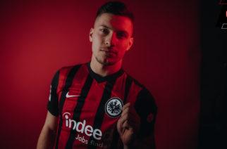 Oficjalnie: Luka Jović ponownie w Eintrachcie Frankfurt!