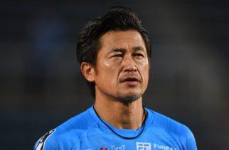 53-letni piłkarz Kazuyoshi Miura przedłużył swój kontrakt z Yokohama FC!