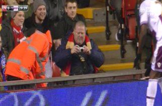 Słynne zdjęcie, które wykonał kibic Liverpoolu, po siedmiu latach ujrzało światło dzienne!