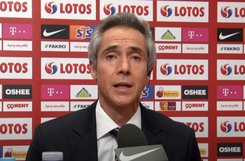 Co z Paulo Sousą po Euro 2020? Zbigniew Boniek podjął decyzję!