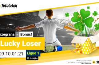 Lucky Loser Ligue 1 w Totolotku!
