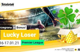 Lucky Loser Premier League w Totolotku!
