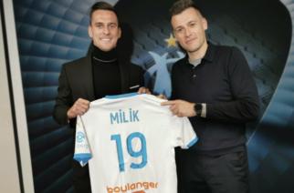 Oficjalnie: Arkadiusz Milik piłkarzem Olympique Marsylia!