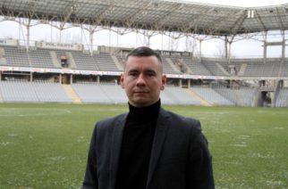 Łukasz Jabłoński prezesem Korony Kielce