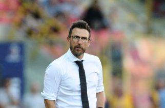 Cyrk w Cagliari. Eusebio Di Francesco zostanie zwolniony miesiąc po przedłużeniu kontraktu?!