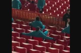 Zlatan Ibrahimović obrażany w trakcie meczu Ligi Europy! [WIDEO]