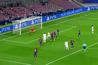 Piękna akcja PSG zakończona golem Kyliana Mbappe! [WIDEO]