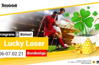 Lucky Loser Bundesliga w Totolotku!