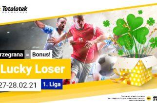 Lucky Loser 1. Liga w Totolotku!