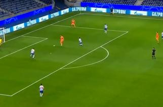 Fatalny błąd Bentancura. Porto szybko wychodzi na prowadzenie! [WIDEO]