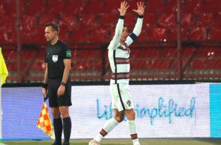 Selekcjoner reprezentacji Portugalii po meczu z Serbią: Sędzia mnie przeprosił