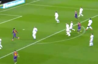 Festiwal pięknych bramek na Camp Nou. Griezmann nie chciał być gorszy od Messiego! [WIDEO]