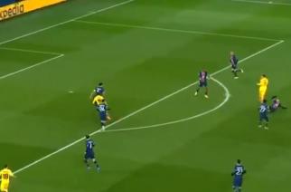 Niesamowity gol Leo Messiego w starciu z PSG! [WIDEO]