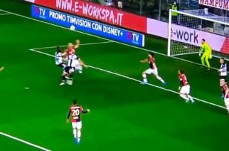 Graziano Pelle strzela gola z przewrotki w starciu z Genoą! [WIDEO]