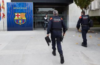 Policja w siedzibie Barcelony. Zatrzymani zostali pracownicy, a także Josep Maria Bartomeu!