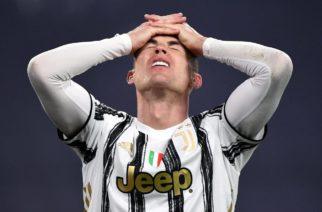 Niemoc Cristiano Ronaldo. Pierwsza taka sytuacja od szesnastu lat!