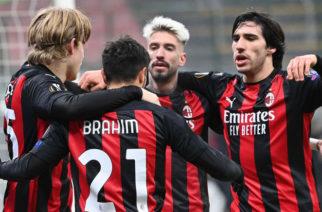 AC Milan – Sassuolo 🇮🇹 Typy, kursy (21.04.2021)