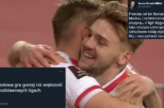 Janusz Palikot i Janusz Korwin-Mikke ekspertami polskiej reprezentacji?