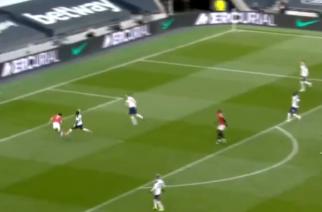 Genialne wejście Greenwooda z ławki. Manchester United wygrywa z Tottenhamem! [WIDEO]