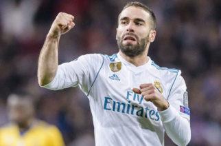 Pech Carvajala trwa – nie zagra z FC Barceloną