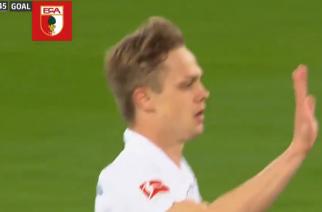 Pierwszy gol Roberta Gumnego w Bundeslidze! [WIDEO]