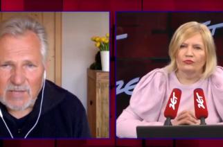 Aleksander Kwaśniewski: Chciałbym, żeby polska konstytucja była jak FC Barcelona [WIDEO]