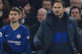 Jorginho o pracy Lamparda w Chelsea: Nie był gotowy na przejęcie takiego klubu