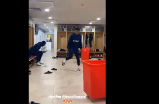 Jesse Lingard tańczy do piosenki Michaela Jacksona! [WIDEO]