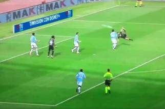 Gracz Spezii strzela fenomenalnego gola z przewrotki w starciu z Lazio! [WIDEO]