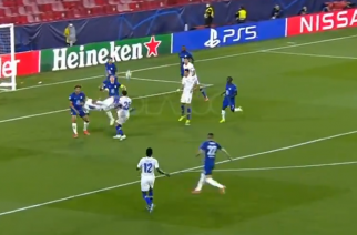 Fenomenalny gol Taremiego w starciu z Chelsea! [WIDEO]