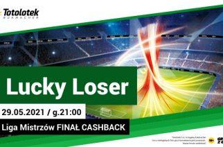Lucky Loser Liga Mistrzów + boost w Totolotku!
