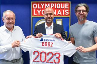 Lyon ma nowego trenera. Został nim Peter Bosz!