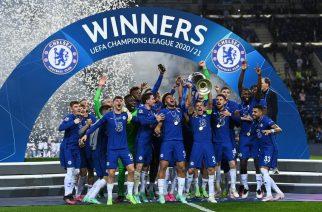 """Chelsea zawstydziła ekspertów! """"The Blues"""" z trofeum Ligi Mistrzów"""