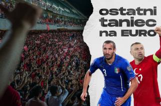 Ostatni taniec na Euro #1: Włoski duet i niespodziewany bohater z Turcji